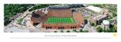 Iowa Hawkeyes At Kinnick Stadium Aerial Panorama Poster