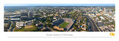 Georgia Tech At Bobby Dodd Stadium Aerial Panoramia Poster