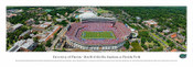 Florida Gators at Ben Hill Griffin Stadium Panorama Poster