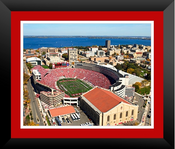 Wisconsin Badgers at Camp Randall Stadium Poster 7