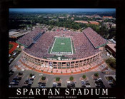Buy Michigan State - Spartan Stadium at Art.com