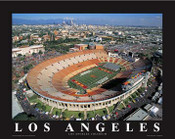 LA Coliseum Poster - Click to Buy!