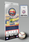 2008 Opening Day Mini-Mega Ticket  - Washington Nationals