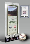Fenway Park 456th Consecutive Sell-Out Mini-Mega Ticket - Boston