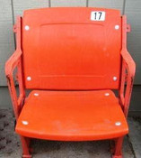 Anaheim Stadium - Los Angeles Angels Seat