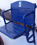 Seals Stadium - San Francisco Giants Seat