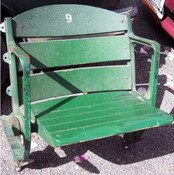Wrigley Field - Chicago Cubs Seat