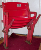 Fenway Park - Boston Red Sox Seat