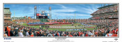"""2014 World Series"" San Francisco Giants Panoramic Poster"