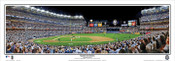 """Number 42 Retires"" Mariano Rivera Panoramic Poster"