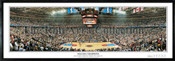 """2004 NBA Champions"" Detroit Pistons Panoramic Poster"