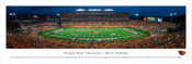 Oregon State Beavers at Reser Stadium Panorama Poster