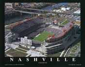 LP Field Aerial Poster