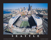 Qwest Field Photo-Click to Buy!