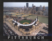 PNC Park Aerial Poster - Click to Buy!