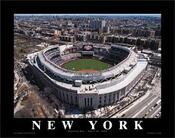 Yankee Stadium Poster - Click to Buy!