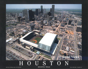 Minute Maid Park Poster - Click to Buy!