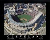 Progressive Field Poster - Click to Buy!