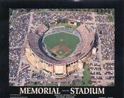 Memorial Stadium Poster - Click to Buy!