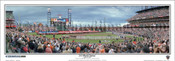 """2010 World Series"" San Francisco Giants Panoramic Poster"