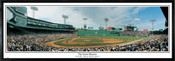 """The Green Monster"" Fenway Park Panoramic Poster"