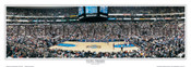 """Foul Shot"" Philadelphia 76ers Panoramic Poster"