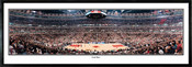 """Foul Shot"" Chicago Bulls Panoramic Poster"