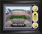 Penn State Nittany Lions - Beaver Stadium Gold Coin Photo Mint