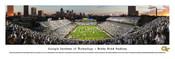 Georgia Tech Yellow Jackets at Bobby Dodd Stadium Panorama 5