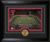 Texas Tech Red Raiders Jones AT&T Stadium Desktop Photomint