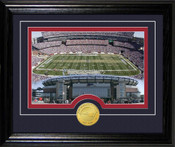 Gillette Stadium - Patriots Desktop Photomint