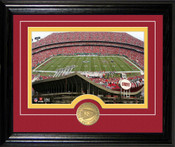 Arrowhead Stadium - Chiefs Desktop Photomint