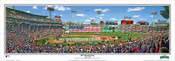 """100th Opening Day"" Fenway Park Panoramic Framed Poster"