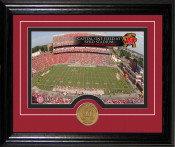 Maryland Terrapins Byrd Stadium Desktop Photomint