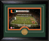 Miami Hurricanes Sun Life Stadium Desktop Photomint