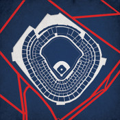 Yankee Stadium - New York Yankees City Print