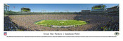 Green Bay Packers at Lambeau Field Panorama Poster