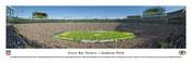 Green Bay Packers at Lambeau Field Panorama Poster