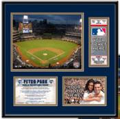 PETCO Park Ticket Frame - Padres