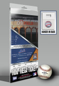 Citi Field Inaugural Game Mini-Mega Ticket - New York Mets