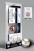 Shea Stadium Final Game Mini-Mega Ticket - New York Mets