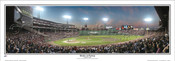 """Rivalry at Fenway"" Yankees vs. Red Sox Panoramic Poster"