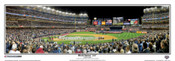 """2009 World Series"" New York Yankees 13.5""x39"" Deluxe Frame"
