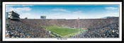 """The Big House"" Michigan Wolverines Panoramic Poster"