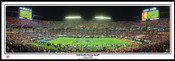 """2008 FedEx Orange Bowl"" Kansas Jayhawks Panoramic Poster"