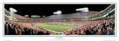 """35 Yard Line"" Kansas City Chiefs Panoramic Poster"