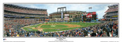 """Last First Pitch"" Shea Stadium Panoramic Poster"