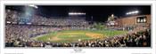 """Last at Bat"" Cal Ripken Jr. at Camden Yards Panoramic Framed Poster"