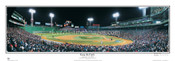 """Keep the Faith"" Boston Red Sox Panoramic Poster"