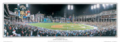 Detroit Tigers at Comerica Park Panoramic Poster